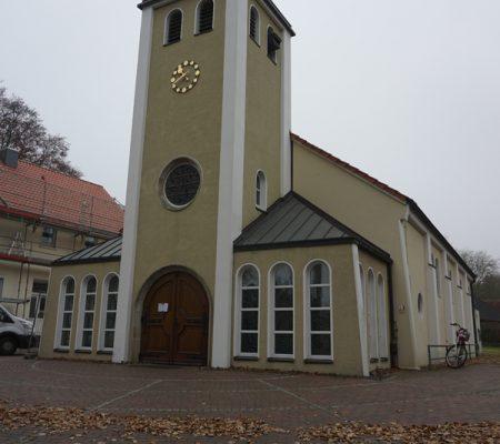 St. Marien Kirche Hude